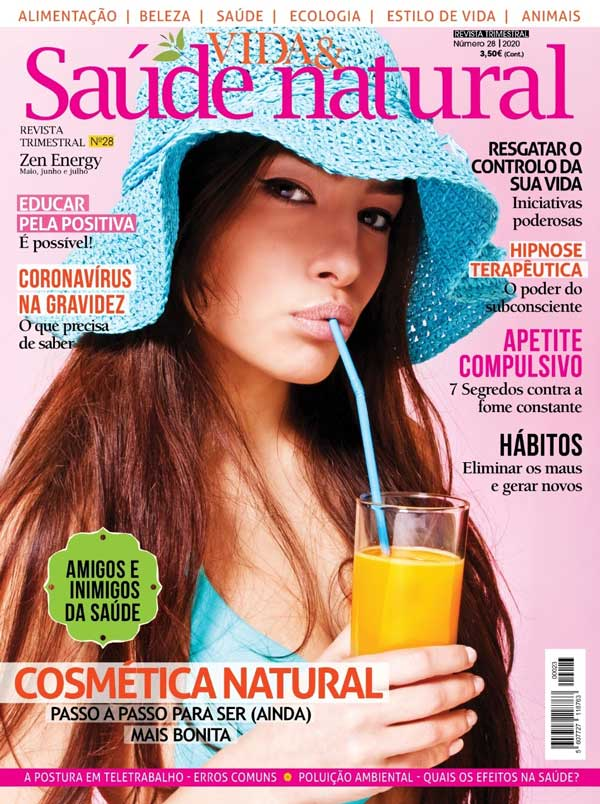 Revista Vida Saude Natural - Maio-Junho